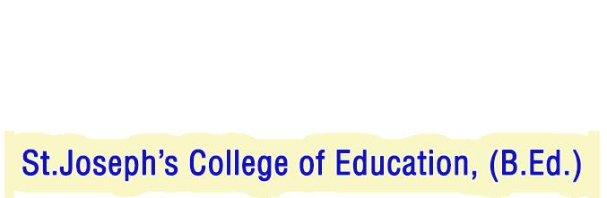St.Joseph's College of Education
